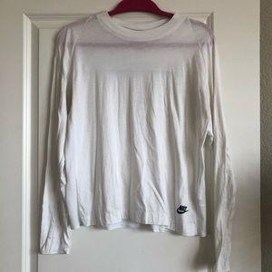 NIKE Women's long sleeve shirt